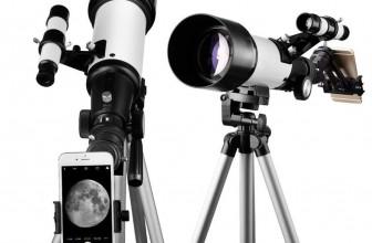 Choisir un télescope enfant